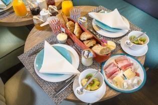 1er Etage Opéra – Breakfast