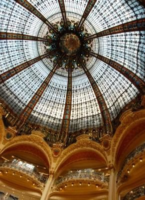 inside Galeries Lafayette - 3 mn walk from 1er Etage Opera